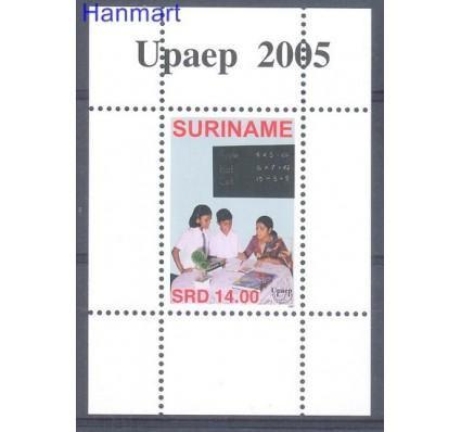 Znaczek Surinam 2005 Mi bl 98 Czyste **