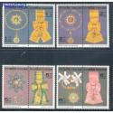 Tajlandia 1979 Mi 922-929 Czyste **