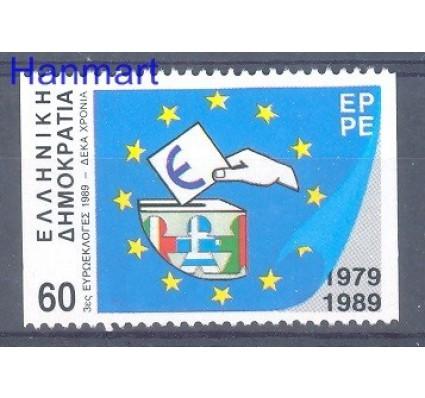 Znaczek Grecja 1989 Mi 1725C Czyste **