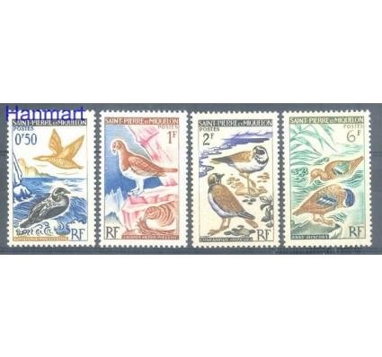 Saint-Pierre i Miquelon 1963 Mi 398-401 Czyste **