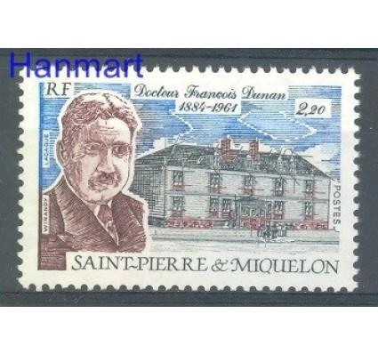 Znaczek Saint-Pierre i Miquelon 1987 Mi 544 Czyste **