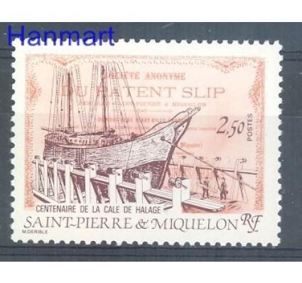 Znaczek Saint-Pierre i Miquelon 1987 Mi 547 Czyste **