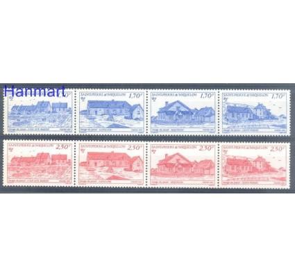 Znaczek Saint-Pierre i Miquelon 1991 Mi 611-618 Czyste **
