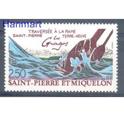 Znaczek Saint-Pierre i Miquelon 1991 Mi 621 Czyste **