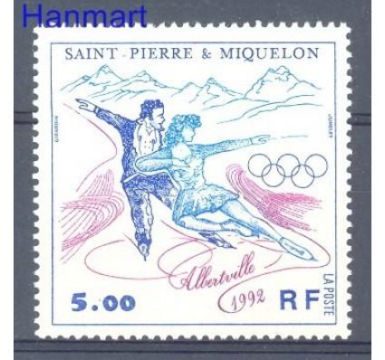 Znaczek Saint-Pierre i Miquelon 1992 Mi 634 Czyste **
