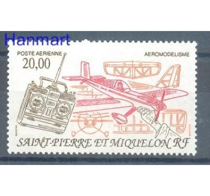 Znaczek Saint-Pierre i Miquelon 1992 Mi 638 Czyste **