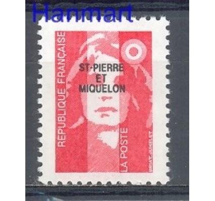 Znaczek Saint-Pierre i Miquelon 1993 Mi 656 Czyste **