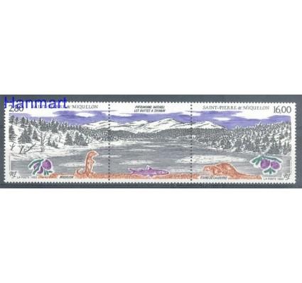 Znaczek Saint-Pierre i Miquelon 1993 Mi 662-663 Czyste **