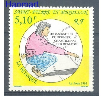 Saint-Pierre i Miquelon 1994 Mi 671 Czyste **
