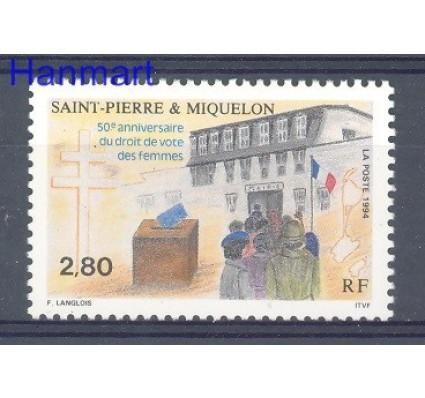 Znaczek Saint-Pierre i Miquelon 1994 Mi 675 Czyste **
