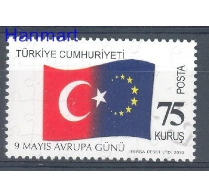 Znaczek Turcja 2010 Mi 3826 Czyste **
