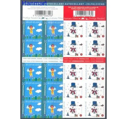 Znaczek Belgia 2011 Mi mh 4238-4239 Czyste **