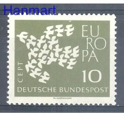Znaczek Niemcy 1962 Mi 367y Czyste **