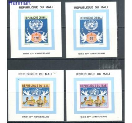 Znaczek Mali 1995 Mi 1418-1421B Czyste **