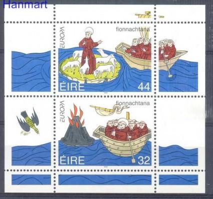 Znaczek Irlandia 1994 Mi bl 12 Czyste **