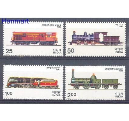 Znaczek Indie 1976 Mi 673-676 Czyste **