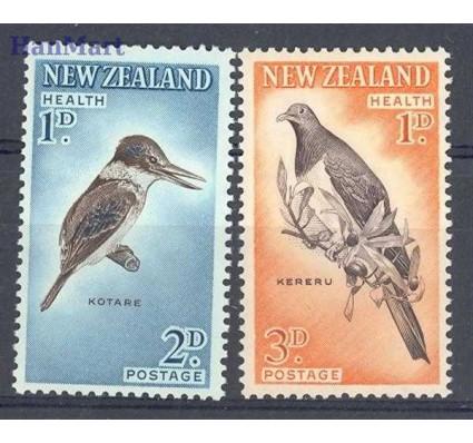 Znaczek Nowa Zelandia 1960 Mi 413-414C Czyste **