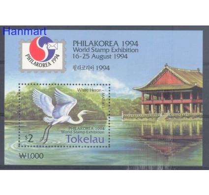 Znaczek Tokelau 1994 Mi bl 3 Czyste **