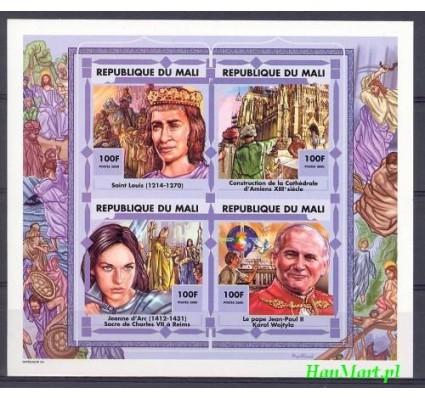 Znaczek Mali 1999 Mi ark 2443-2446B Czyste **