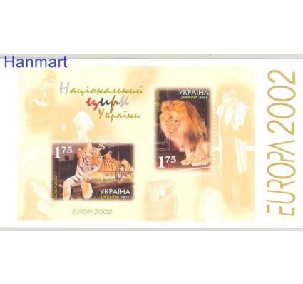 Znaczek Ukraina 2002 Mi mh 499-500 Czyste **
