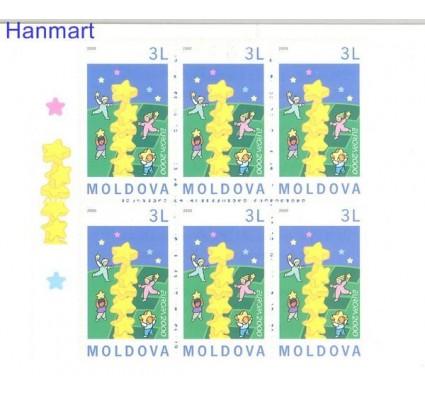 Znaczek Mołdawia 2000 Mi mh O-3 Czyste **