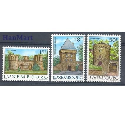 Znaczek Luksemburg 1986 Mi 1153-1155 Czyste **