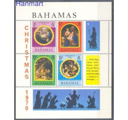 Znaczek Bahamy 1970 Mi bl 3 Czyste **