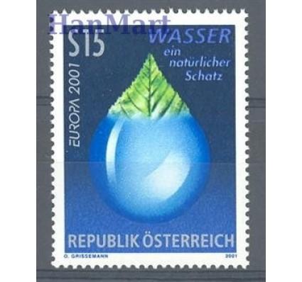 Znaczek Austria 2001 Mi 2344 Czyste **