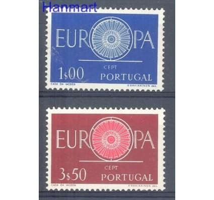 Znaczek Portugalia 1960 Mi 898-899 Czyste **