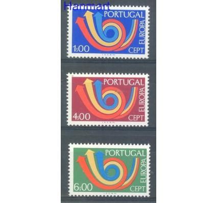 Znaczek Portugalia 1973 Mi 1199-1201 Czyste **