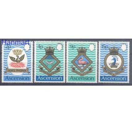Znaczek Wyspa Wniebowstąpienia 1971 Mi 152-155 Czyste **