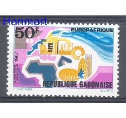 Znaczek Gabon 1967 Mi 282 Czyste **