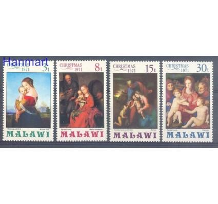 Znaczek Malawi 1971 Mi 174-177 Czyste **
