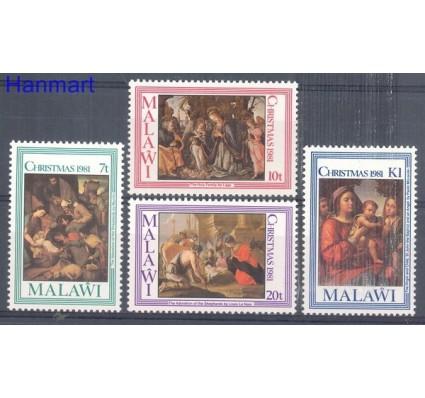 Znaczek Malawi 1982 Mi 368-371 Czyste **