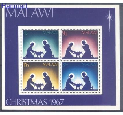 Znaczek Malawi 1967 Mi bl 9 Czyste **