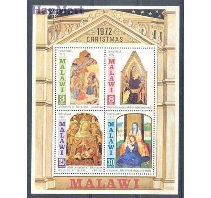 Znaczek Malawi 1972 Mi bl 29 Czyste **