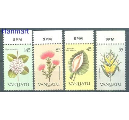Znaczek Vanuatu 1990 Mi 830-833 Czyste **