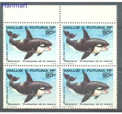 Znaczek Wallis et Futuna 1984 Mi vie 469 Czyste **