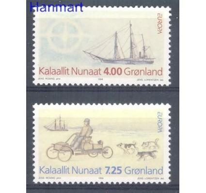 Znaczek Grenlandia 1994 Mi 247-248 Czyste **