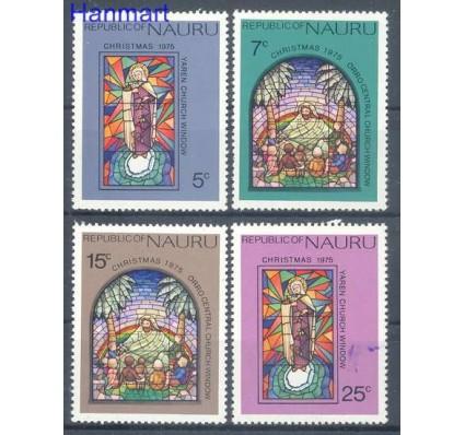 Znaczek Nauru 1975 Mi 127-130 Czyste **