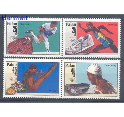 Palau 1988 Mi 245-248 Czyste **