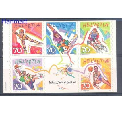 Znaczek Szwajcaria 1998 Mi h-blatt 1658-1662 Czyste **
