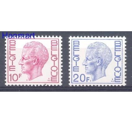 Belgia 1976 Mi 1669-1670zy Czyste **