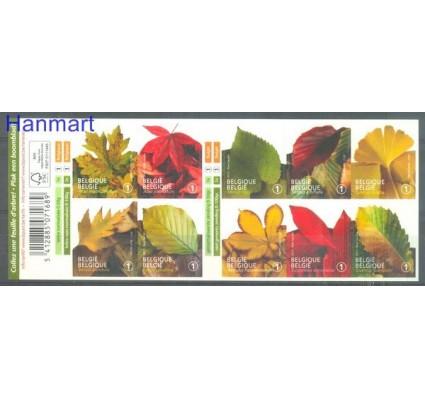 Belgia 2012 Mi mh 4314-4323 Czyste **