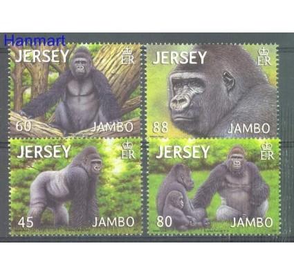 Znaczek Jersey 2012 Mi 1671-1674 Czyste **