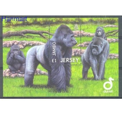 Znaczek Jersey 2012 Mi bl 103 Czyste **