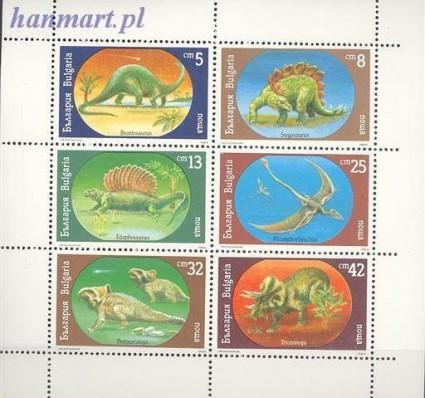 Bułgaria 1990 Mi ark 3840-3845 Czyste **