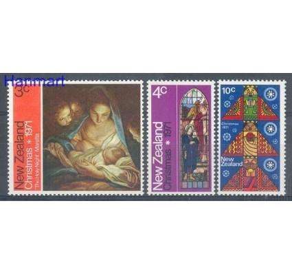Znaczek Nowa Zelandia 1971 Mi 565-567 Czyste **