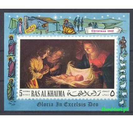 Ras Al Khaima 1968 Czyste **
