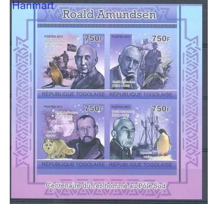 Znaczek Togo 2011 Mi ark 01 Czyste **